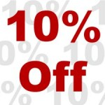 10% OFF with Kelly