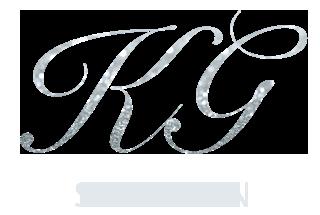 KG Salon Logo